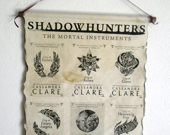 Shadowhunters Clipart.