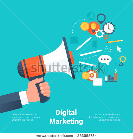 Marketing Concept Stock Photos, Royalty.