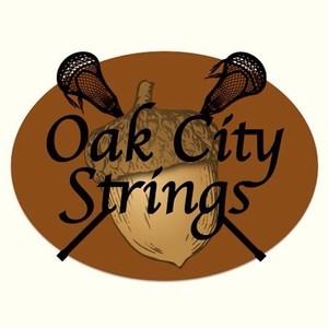 Oak City Lax Wood Shaft.