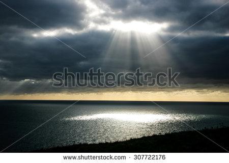 Shaft Of Light Stock Photos, Royalty.
