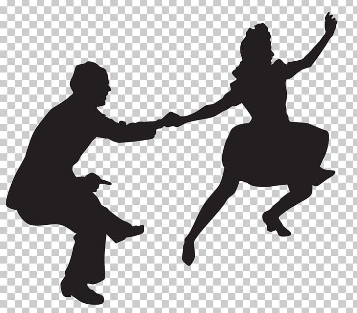 East Coast Swing Dance Collegiate Shag Charleston PNG.