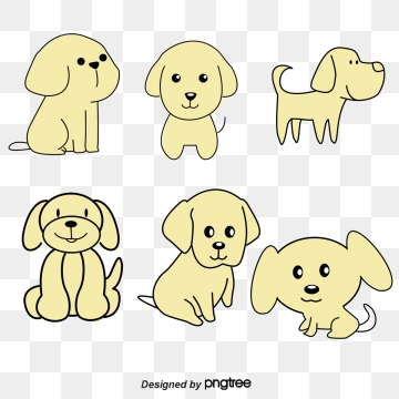 Shaggy Dog PNG Images.