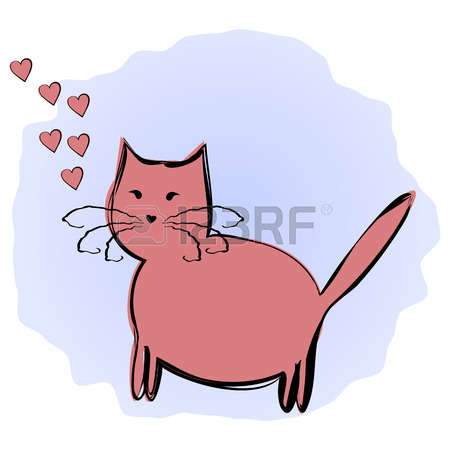 0 Rough Cat Stock Illustrations, Cliparts And Royalty Free Rough.