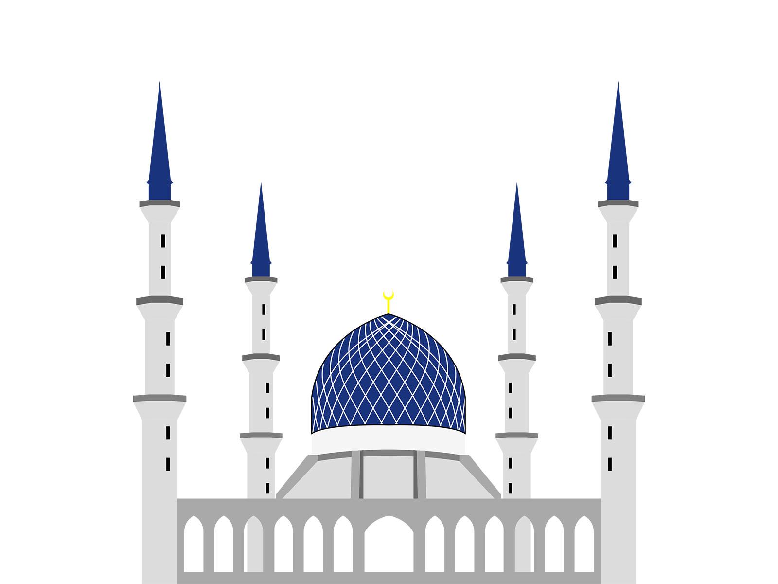 Mosque Clip Art.