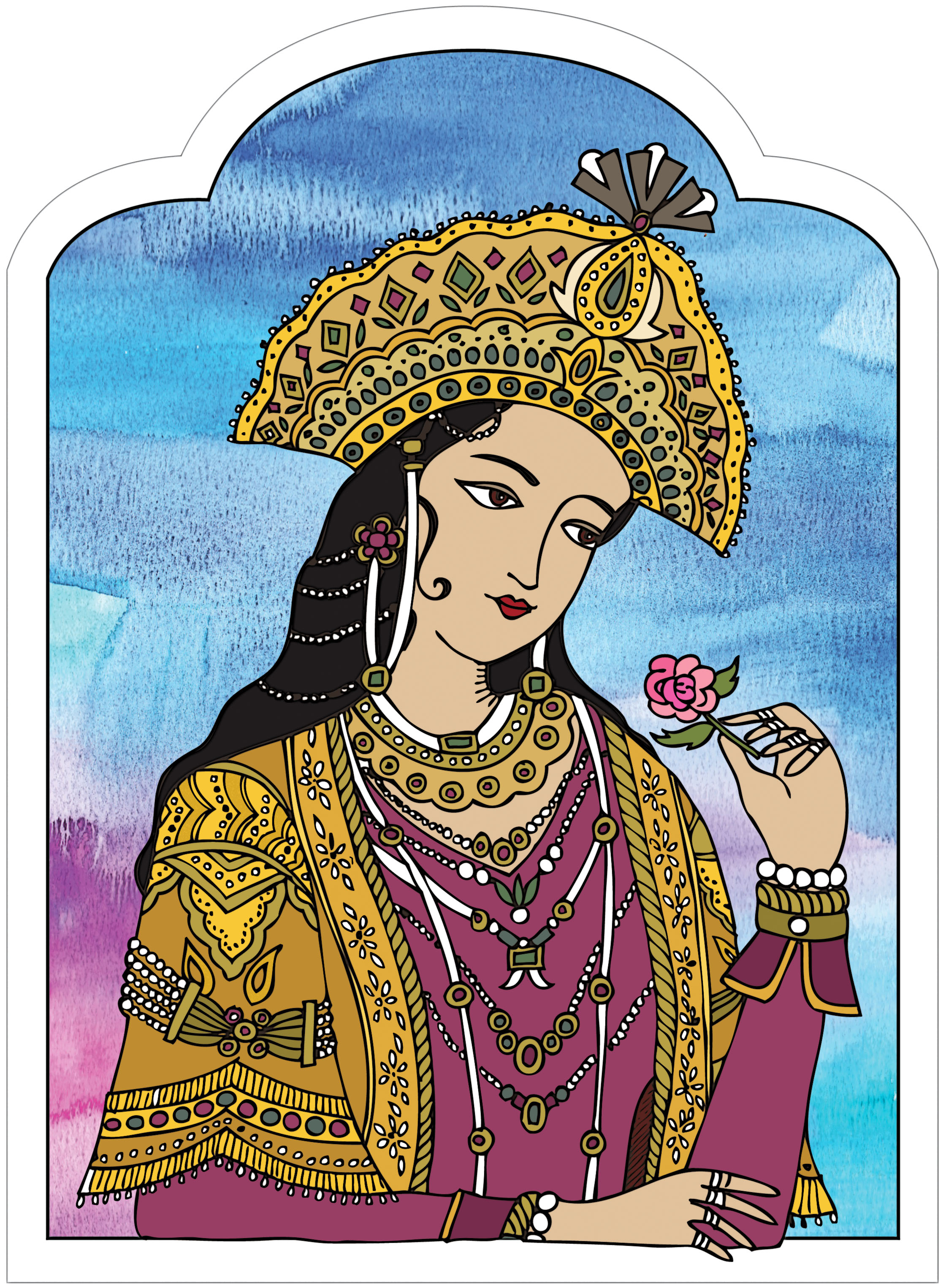 Shah Jahan.