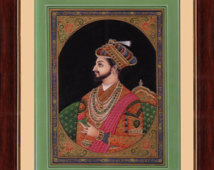 Unique shah related items.