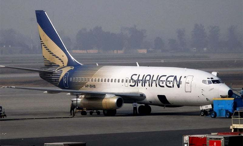 Owners of Shaheen Air International flee abroad.