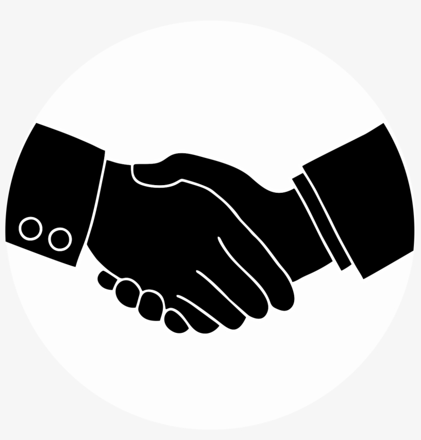 Free Handshake Logo Png.