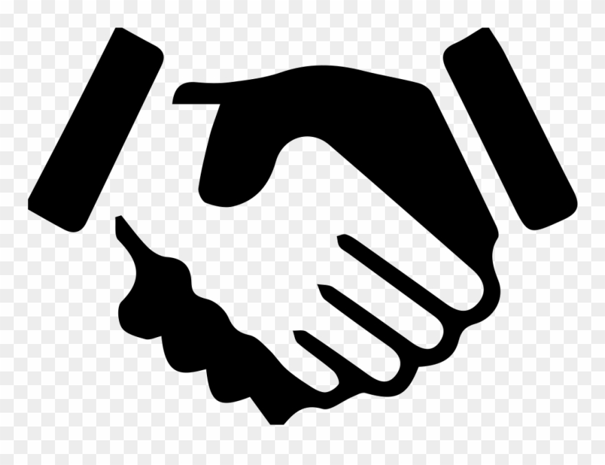 Handshake Svg Free Download Png.