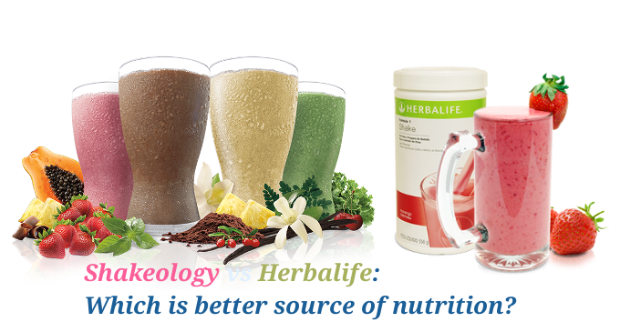 Shakeology vs Herbalife Which is better source of nutrition?.
