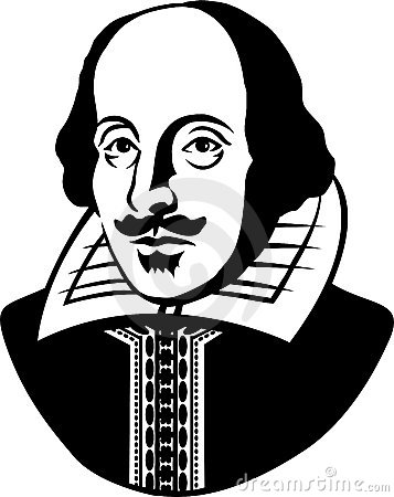 Shakespeare Stock Illustrations.