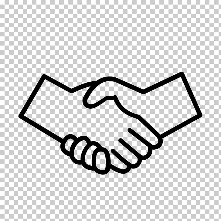 Computer Icons Handshake , shake hands, handshake art PNG.