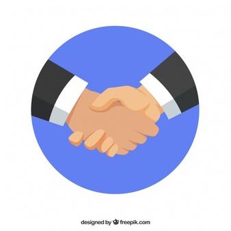 Handshake Vectors, Photos and PSD files.