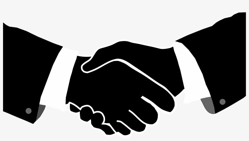 Greeting Hands Handshake Shaking Handshake.
