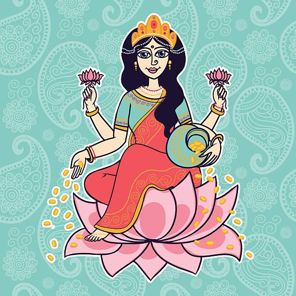 Cartoon Of Shakti Clip Art, Vector Images & Illustrations.