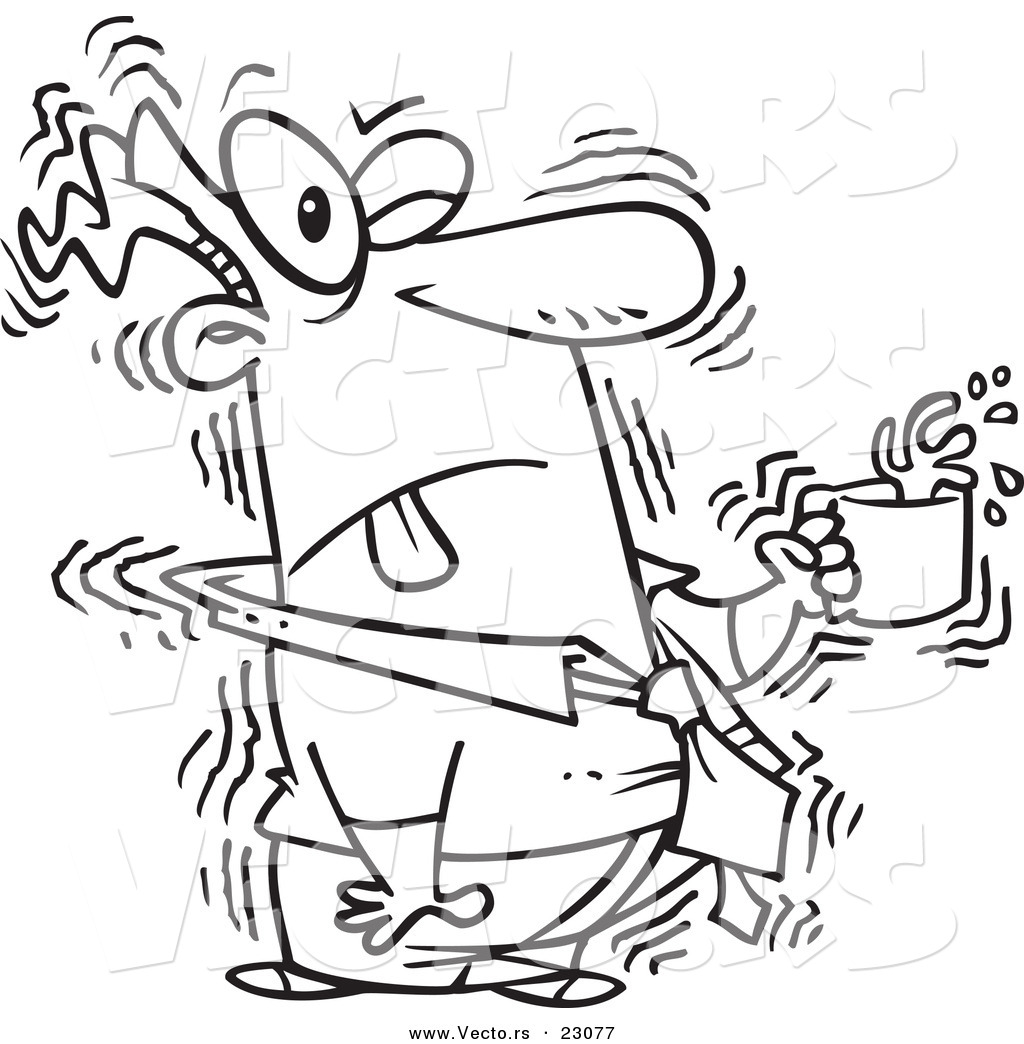Gallery For > Nervous Shaking Clipart.