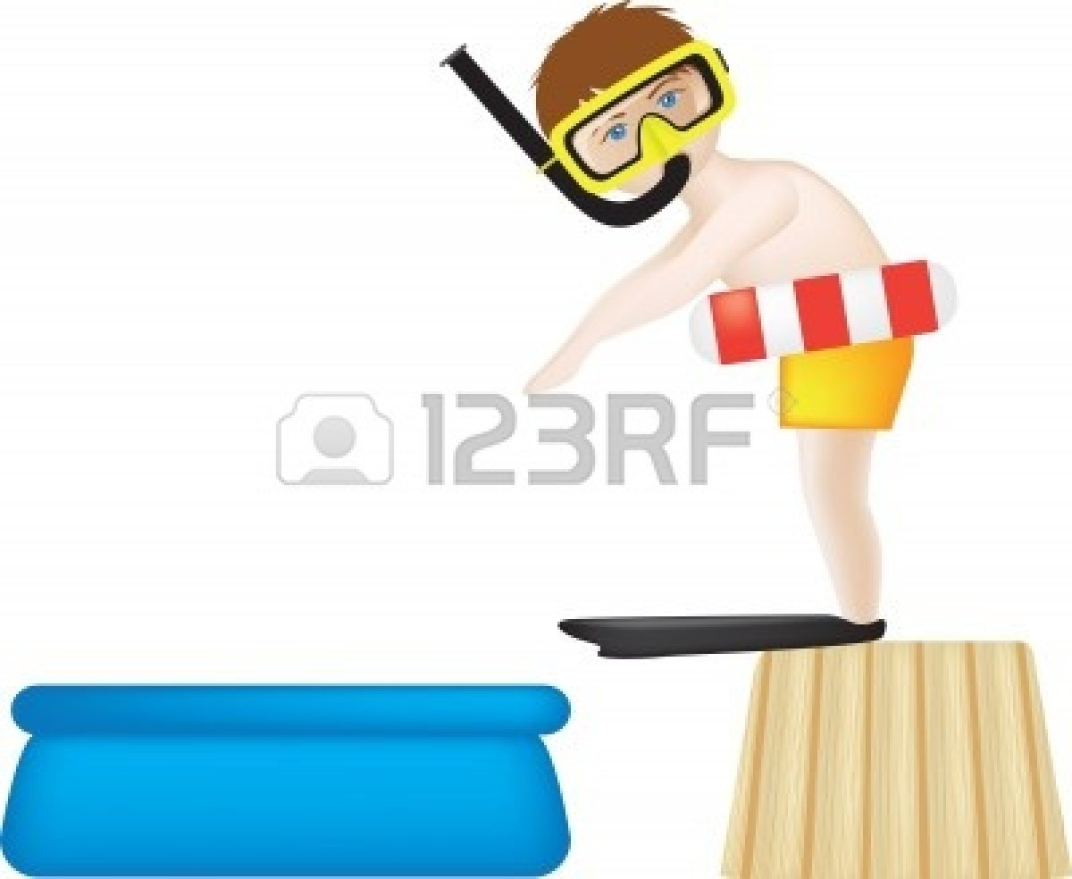 Pool Float Clipart.