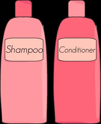 Shampoo and Conditioner.
