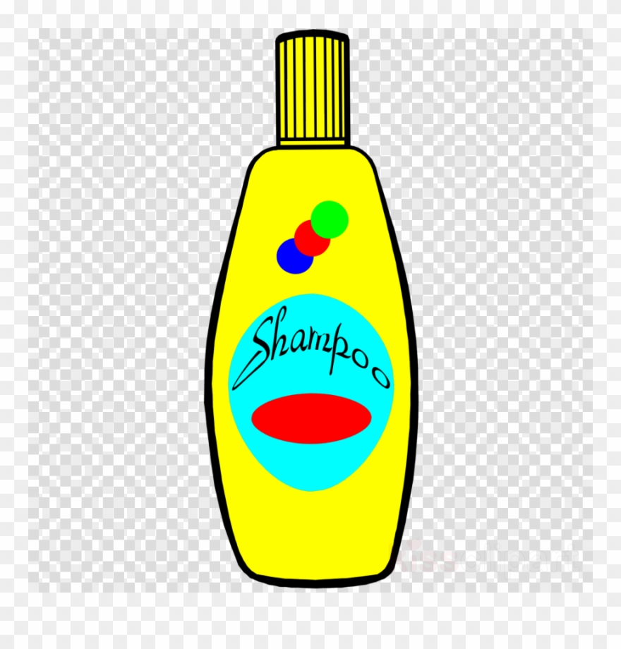 Shampoo Coloring Pages Clipart Shampoo Cosmetics Clip.