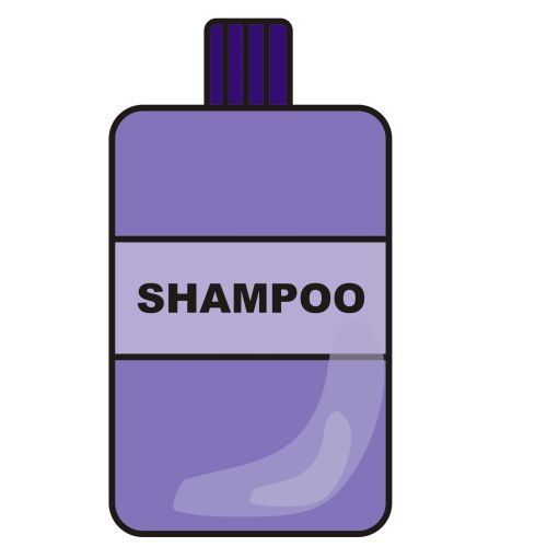 Showing post & media for Shampoo clip art cartoon.