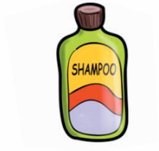 Shampoo Clip Art.