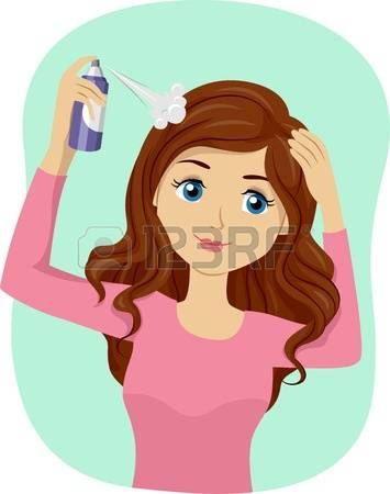 8,475 Shampoo Hair Stock Illustrations, Cliparts And Royalty Free.