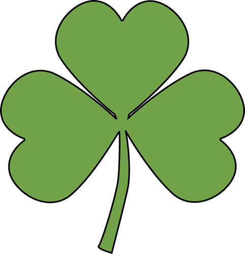 Free Shamrock Clip Art Pictures.