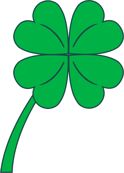 Free Four Leaf Clover Clipart, Download Free Clip Art, Free.