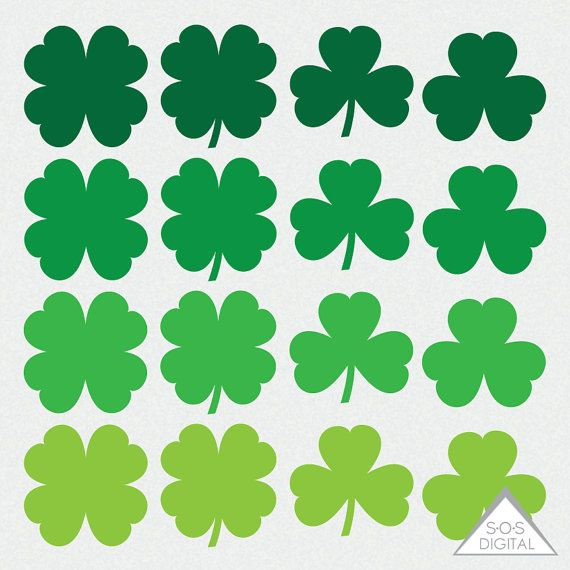 17 Best ideas about Shamrock Clipart on Pinterest.