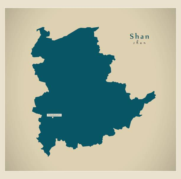 Shan State Clip Art, Vector Images & Illustrations.