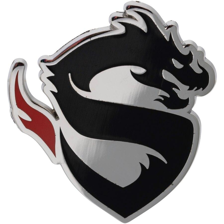 Shanghai Dragons Overwatch League Team Logo Pin.