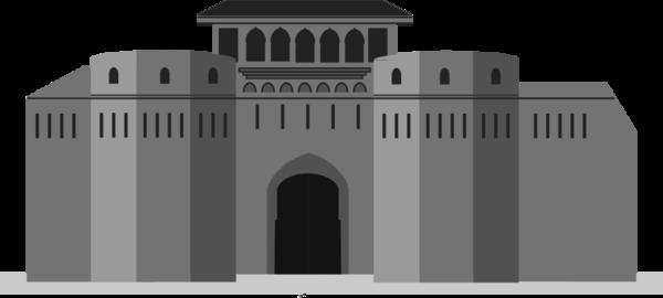 Shaniwarwada Pune India.