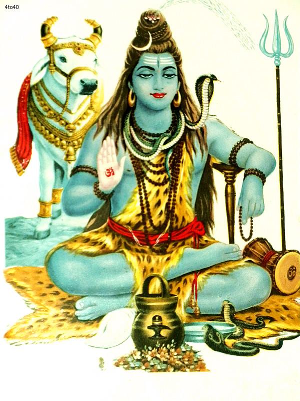 Shiv Shankar Wallpaper.