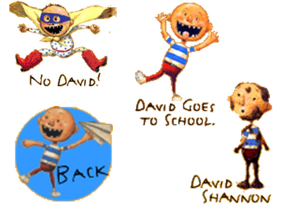 Gallery For > David Shannon Clipart.