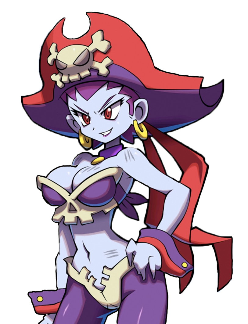 Risky Boots Vector: Shantae and the Pirate's Curse by.