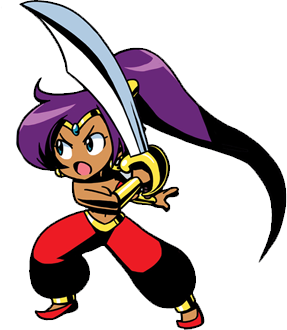 Shantae and the Pirate's Curse Concept Art.