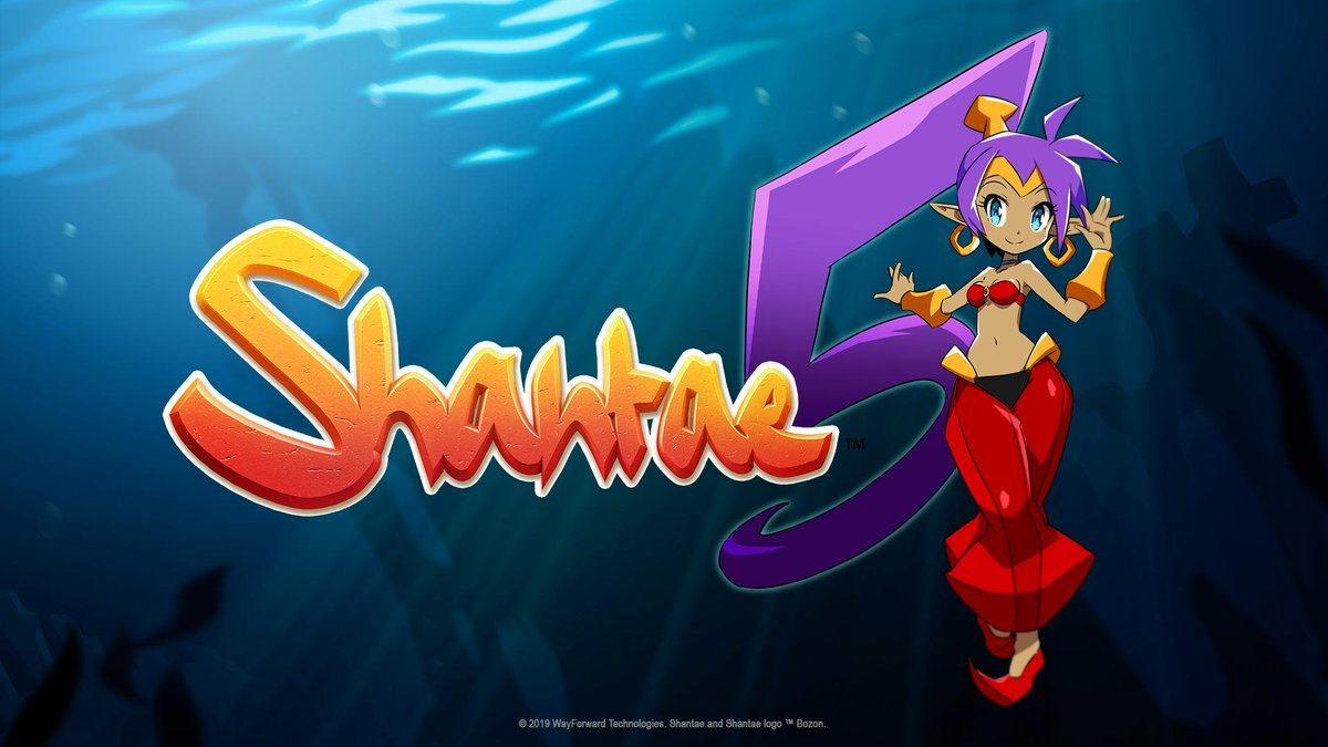 shantae logo #2