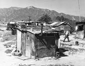 Pictures of Shanty Town Trailer Park Depression Retro Village Los.
