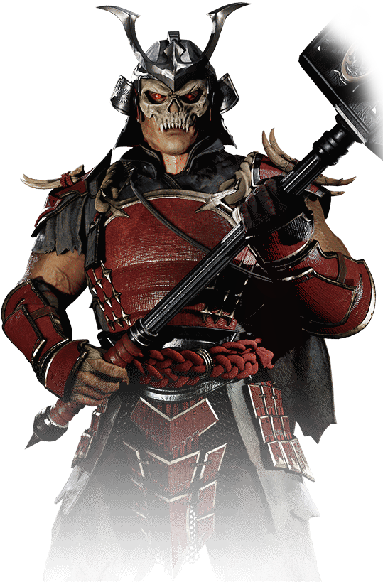 Shao Kahn Mortal Kombat 11 Shao Kahn.