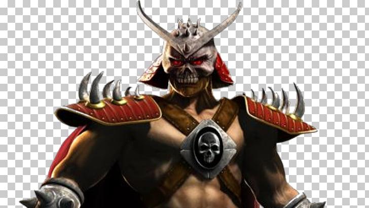 Mortal Kombat: Armageddon Shao Kahn Liu Kang Smoke, Shao.