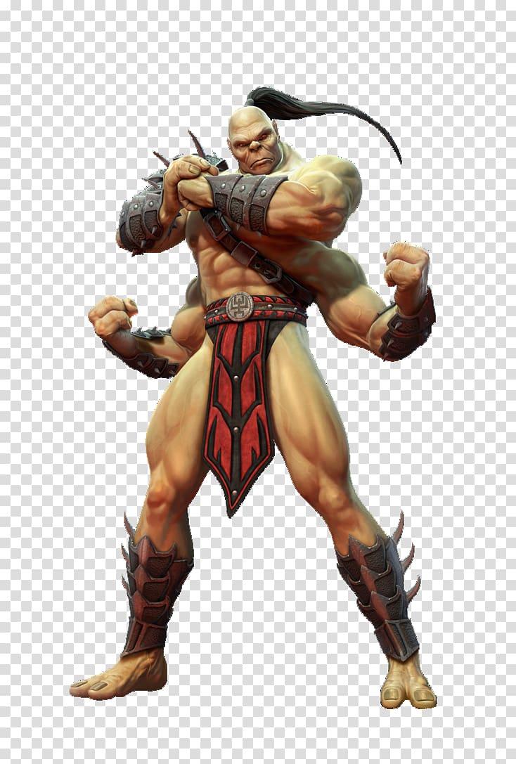 Mortal Kombat: Tournament Edition Goro Shao Kahn Shang Tsung.