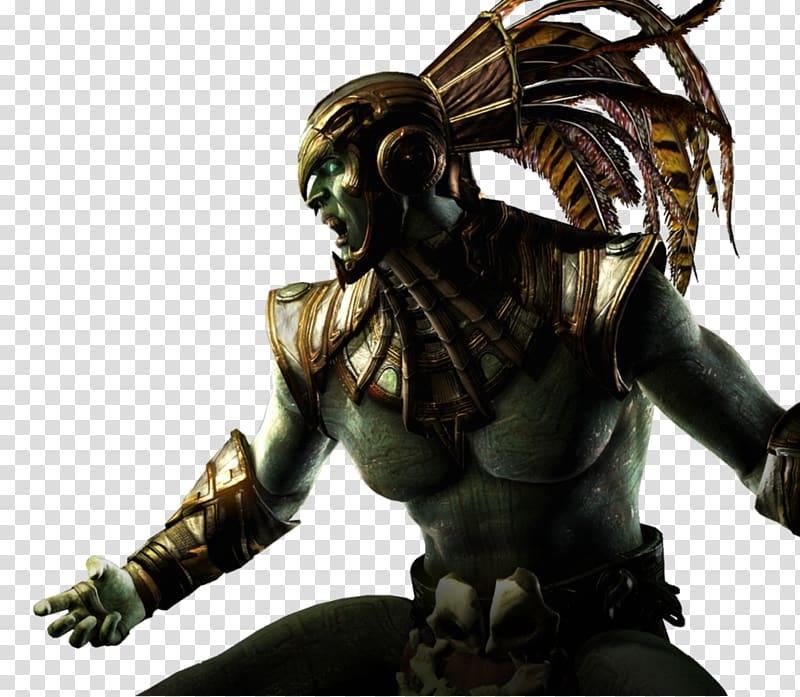 Mortal Kombat X Shao Kahn Shinnok Scorpion Raiden, Khanda.