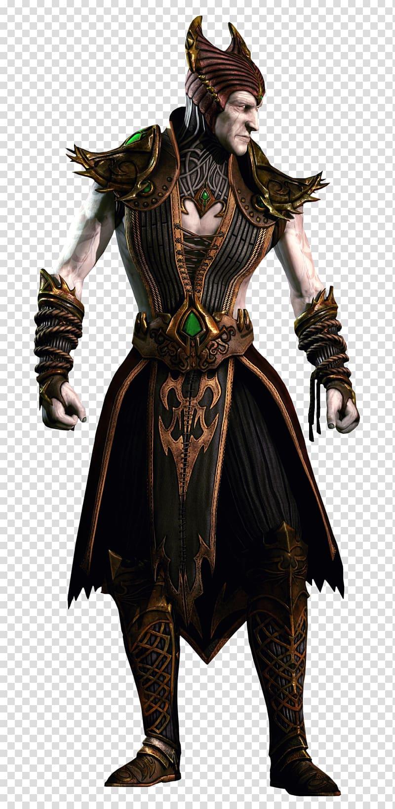 Mortal Kombat X Shinnok Shao Kahn Johnny Cage, Mortal Kombat.
