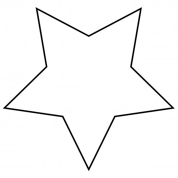 Shape Clipart Outline.