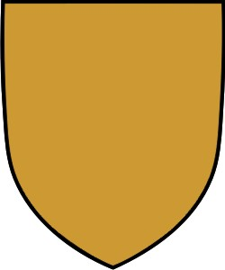Shield Clip Art for Family Coat of Arms.