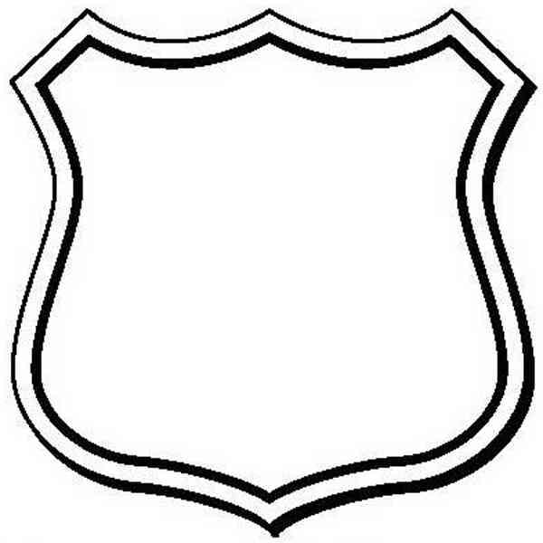 Shield Shaped Logos.