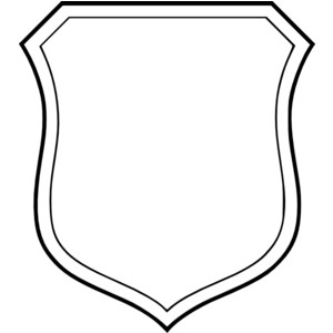 Clipart shield shapes.