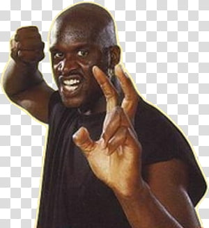 Shaq transparent background PNG cliparts free download.