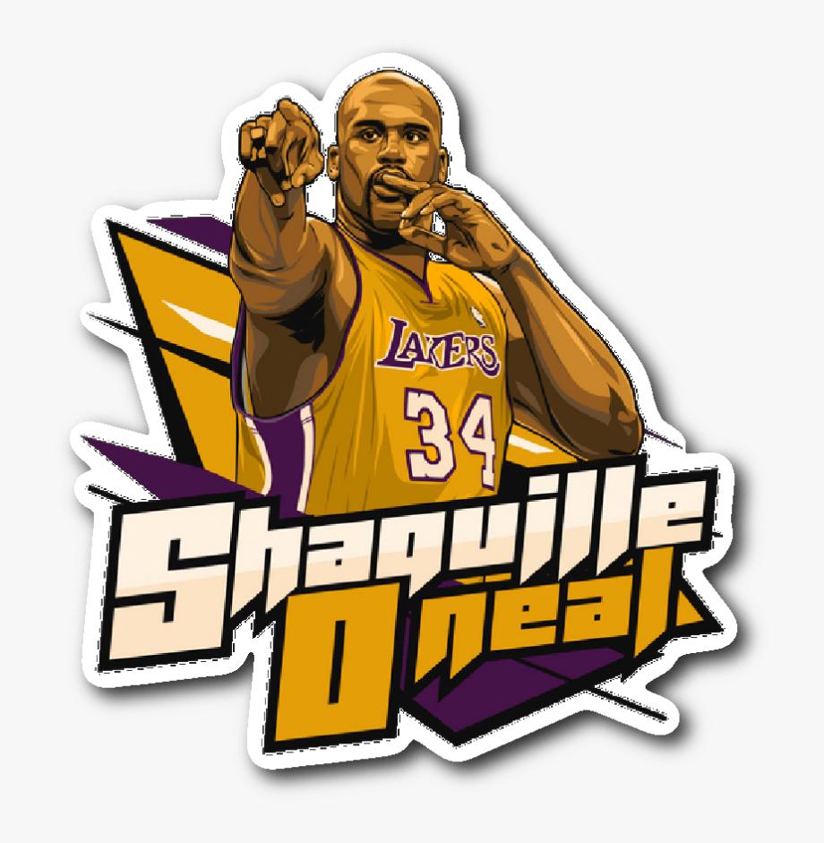 Shaq O Neal Logo , Transparent Cartoon, Free Cliparts.