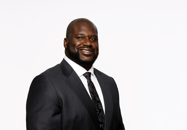 Shaquille O\'Neal to Keynote at Sales Connect in Las Vegas.